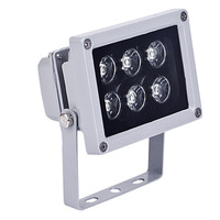 6W LED projection lamp / floodlight / outdoor advertising light LED Outdoor  Spotlight outdoor light DC12V,DV24V or AC85-265V