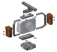 MOVCAM BMCC camera kit accessories