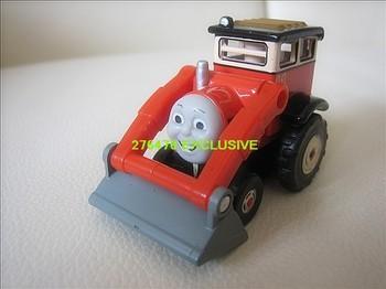 Thomas The Tank Engine 5pcs Metal Engineering Diecast