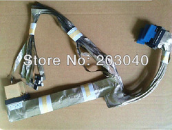New Original LCD/LED/LVDS CABLE flex screen/video cable for DELL N5010 M5010 series laptop Screen Cable 50.4HH01.001(China (Mainland))