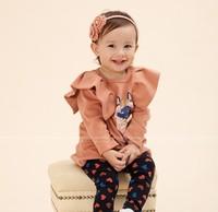 free shipping  2013 new best quality fashion brand Children clothing lovely girl's ruffles dress princess dress
