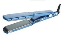 24pcs/lots Hair Straightener Pro Nano Titanium ceramic heaters hair straightening iron 1 3/4'' Plate Width 450F BABNT2091T