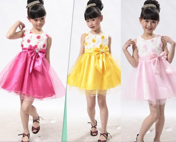 Images of Cute Girls Dresses - Reikian