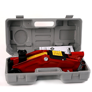 Card car jack horizontal manual 2t car jack tools