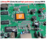 Asynchronous full color conrol card HD-C1 of 128*384 for led display