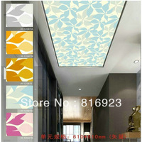 Stretch ceiling film