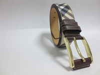Jinbaonu male strap high quality strap strip belt genuine cowhide leather pin buckle