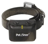 Waterproof rechargeable petainer,no bark collar,auto stop barking training collar