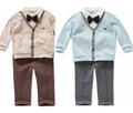 child clothing boys clothing set tie set