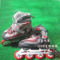 Retractable type inline skates roller skates