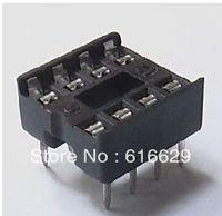 The integration of the new 8-foot 8PIN IC socket 8-pin IC socket