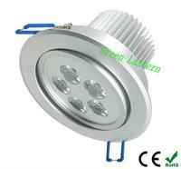 High brightness 5W led ceiling light 230V 120V