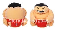 1sets / lot RC Sumo Wrestlers Toy with 2 Remote Controllers for Children Kids 2013 Inflatable Sumo Wrestlers