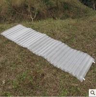 Ultra-light 318g UL outdoor inflatable cushion sleeping bag pad/outdoor beach camping mat moisture-proof pad FREE SHIPPING
