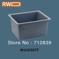 Laboratory furniture PP mid size white color sink WJH0357