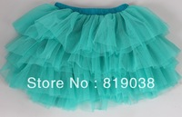 Free shipping !! 2013 new Children Cake skirt, girls veil skirt tutu for children skirt Children's Clothing 10color