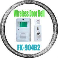 Free shipping, Wireless Door Bell, PIR Sensor Welcoming Guest Alarm Doorbell
