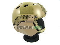 Devgru OP Type Side Cover Tan For Airsoft Fast Helmet free ship