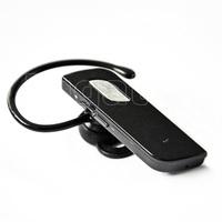 Free Shipping Super Mini Black Ear Hook Style Mono Wireless Cordless Bluetooth Earphone Headset Headphone BH1073