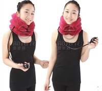 fashion cervical neck traction neck pain relax kit device