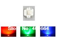 5pc 10W 10 watt rgb High Power LED Light Lamp Chip Lamp Light