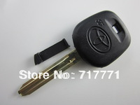 Toyota toy43  transponder  car key blank without button