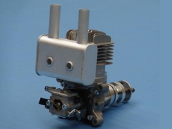 Free shipping+Newest DLE35RA 35cc gasoline engine dle engine(China (Mainland))