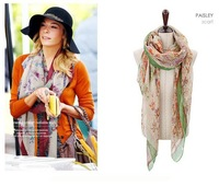 2013 style paisley Cashew women's scarf Viscose scarfs fashion style Long winter Scarf  Warp Shawl 180*110 3colors