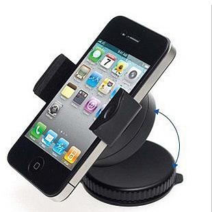 Rotation car mobile phone holder for iphone 4 s5 phone holder car mount mini car navigation frame