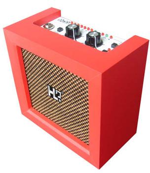 Orange orange micro crush cr3 portable mini guitar speaker belt tuner orange