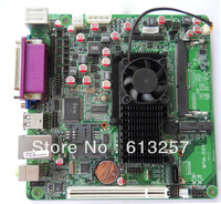 Intel Atom D525 Mini ITX Motherboard For Mini SATA and 3G function VGA+LVDS