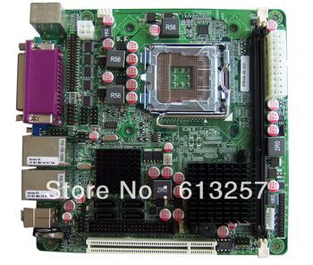 MINI-ITX G41 Motherboard 6COM VGA+LVDS 1*IDE 4*SATA