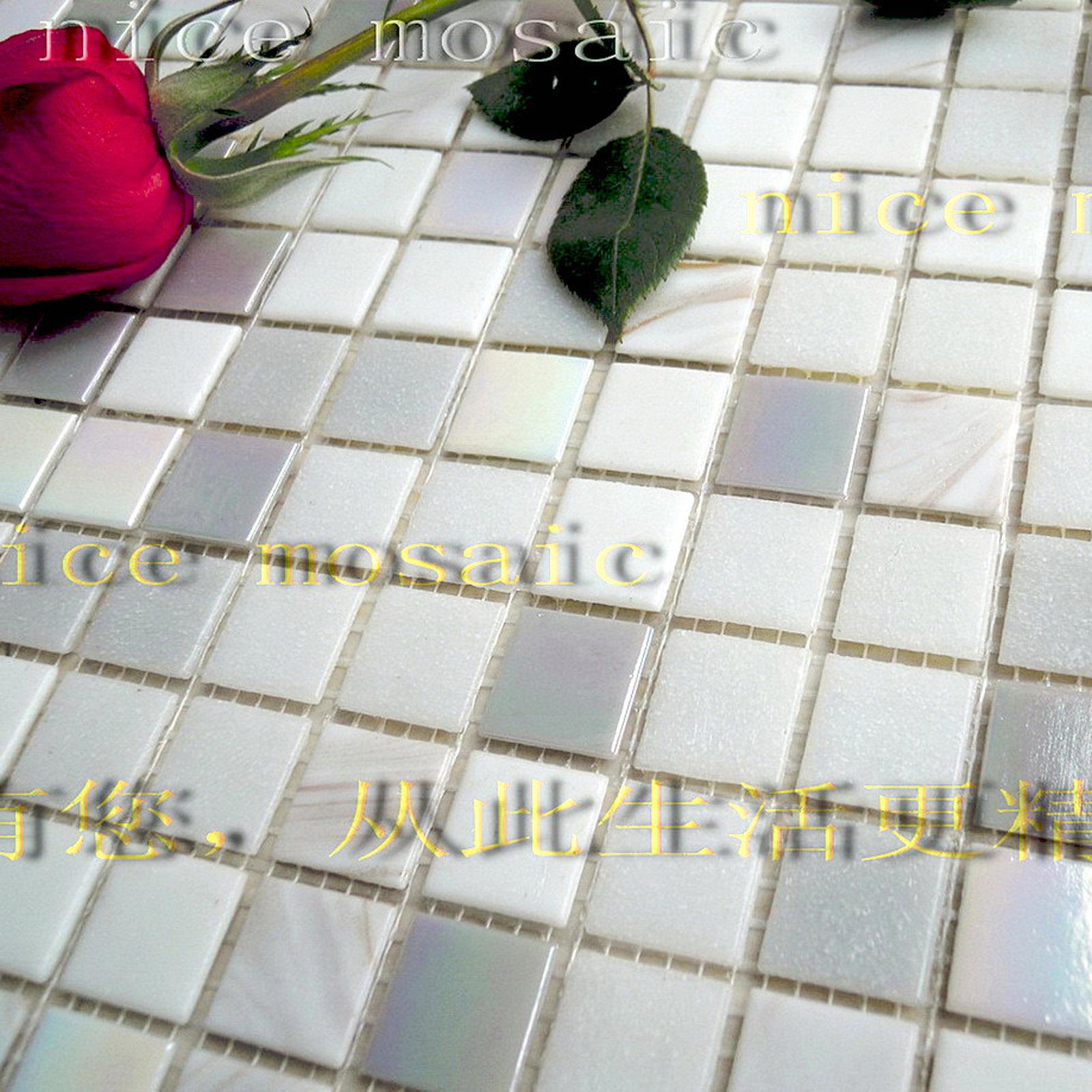 Online kopen wholesale grijze badkamertegels uit china grijze badkamertegels groothandel - Deco mozaieken badkamer ...