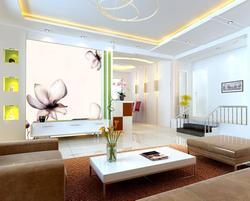 Dcoration peinture mur - Decoration television murale ...