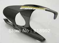 2013 NEW Yellow FSk full carbon fibre bike MTB bicycle bottle cage  bike parts 30g 5pc/lot