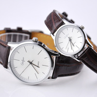 Onlyou lovers watch a pair of strap brief fashion lovers watch waterproof ladies watch
