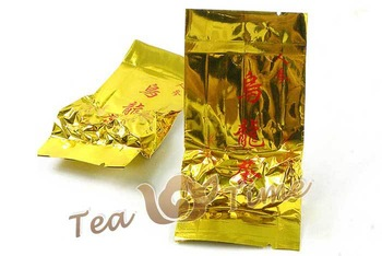 20pcs/lot Free Shipping 140g Taiwan Ginseng Oolong Tea Fragrance Healthy Tea Wulong Tea with Free Gift