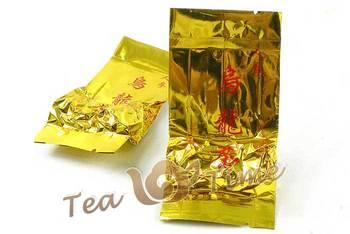 20pcs/lot Free Shipping 140g Taiwan Ginseng Oolong Tea Fragrance Healthy Tea Wulong Tea with Free Gift