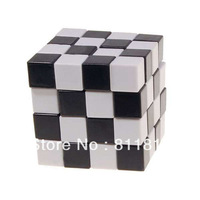 4x4x4 One Stick Cube Assembly IQ Test Cube