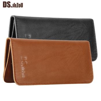 Ds . jiezou cowhide male wallet male long design wallet business casual male wallet purse wallet