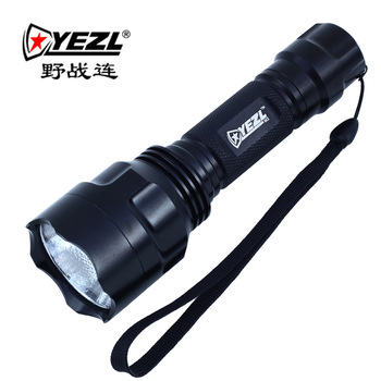 Ver5 even m2 led glare flashlight cree q5 250 car clip