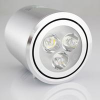 Led spotlight ceiling lamp ming mounted 3wled lamp lighting aluminum light source