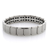Titanium bracelet male anti fatigue radiation-resistant lowering blood pressure health bracelet 2013 accessories 3