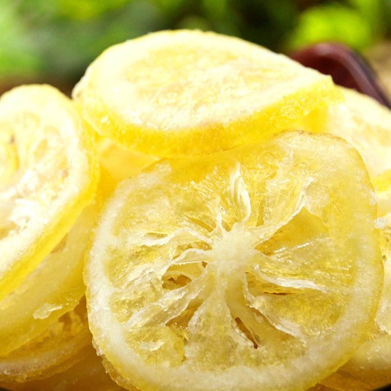 New arrival flavor 100 grass snacks dried fruit in particular lectra instant lemon crystal lemon 65g