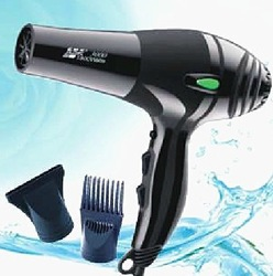 Sales promotion!Zhenfa ZF-3000 professional beauty salon hair dryer,The high quality Hot and cold hair dryer(Free shipping)(China (Mainland))