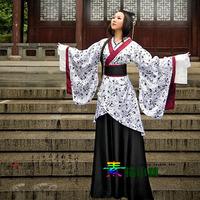 Female costume Sweets hanfu initiation rite autumn goldenbarr hanfu sweets hanfu
