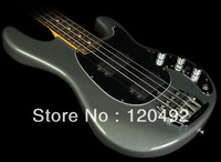 Free shipping no case Ernie Ball Music Man Sabre 4-String PDN Metallic Flake Sledge RWFB Bass Guitar