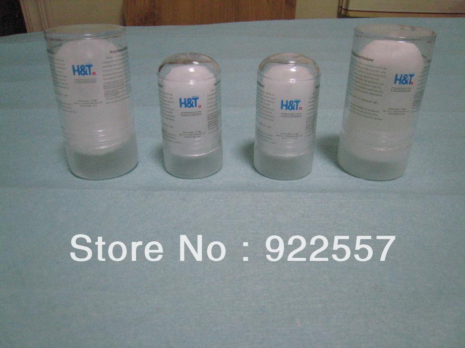 60g+120g alum stick,alum stick,natural deodorant stick(China (Mainland))
