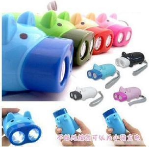 Household goods eco-friendly pig flashlight gift electric(China (Mainland))