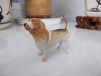 Animal model basset dog pet dog model toy